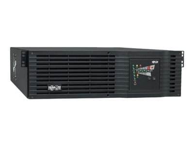 Tripp Lite 3000VA UPS Smart Online Rack Tower PureSine 3kVA (9) Outlet, SU3000RTXL3U, 423484, Battery Backup/UPS