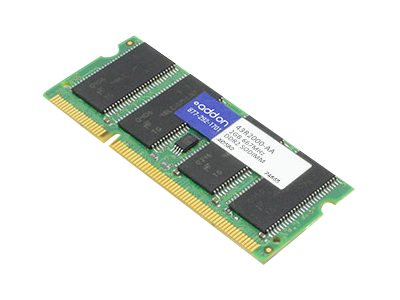 ACP-EP 2GB PC2-5300 200-pin DDR2 SDRAM SODIMM for Select ThinkPad Models, 43R2000-AA