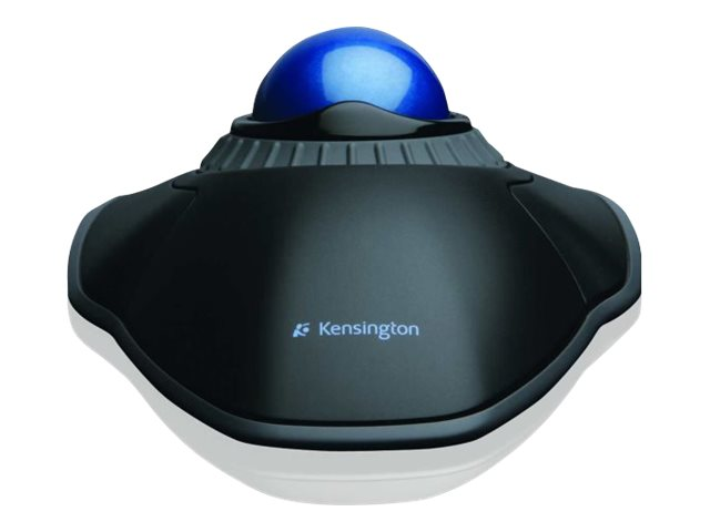 Kensington Orbit Trackball with Scroll Ring, K72337US, 10361774, Mice & Cursor Control Devices