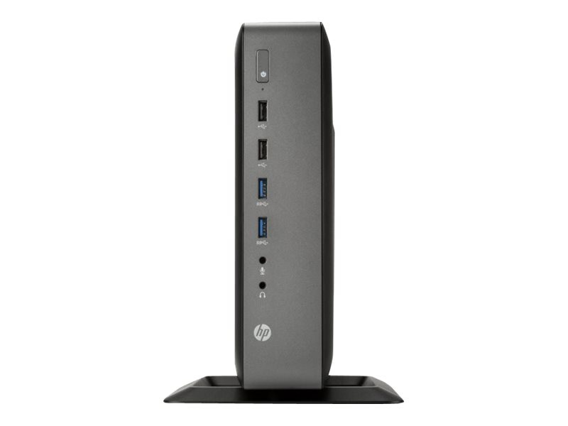 HP t620 PLUS Flexible Thin Client AMD QC GX-420CA 2.0GHz 4GB RAM 16GB Flash GbE VGA WES7E, G4T17UT#ABA