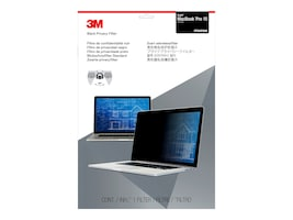 3M Privacy Filter for 15 MacBook Pro (2016), PFNAP008, 33631183, Glare Filters & Privacy Screens