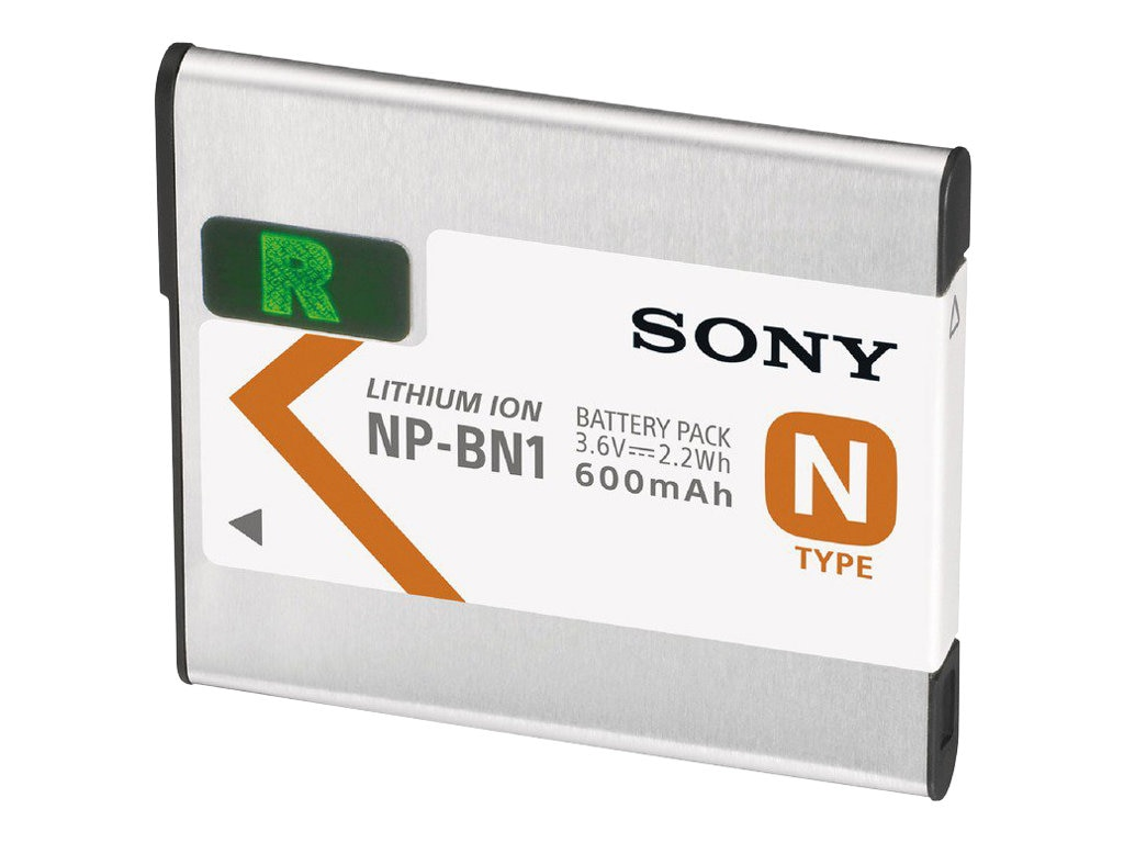 Sony N Type Rechargeable Battery Pack for Cyber-shot Digital Cameras