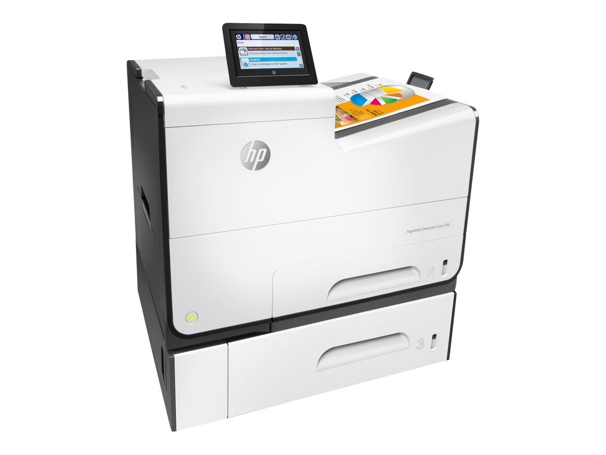 HP PageWide Enterprise Color 556xh Printer (VPA), G1W47A#BGJ