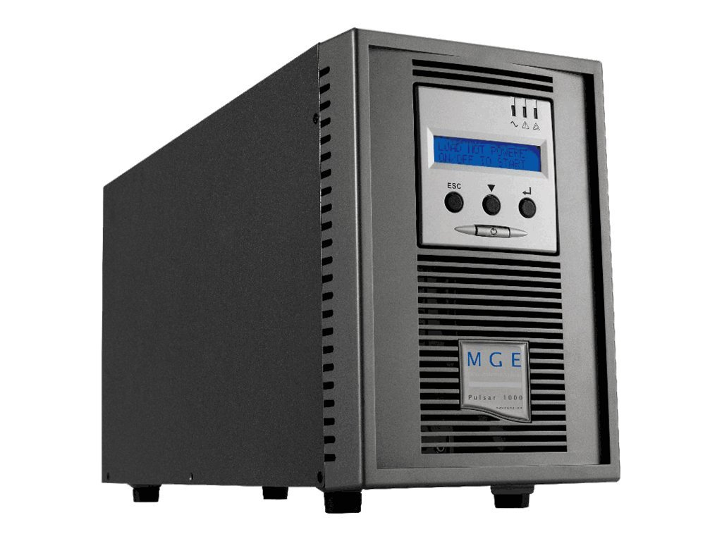 Eaton Pulsar EX 1000 Tower 1000VA 900W 120V UPS 5-15P Input (4) 5-20R Outlets, 86701, 8255091, Battery Backup/UPS
