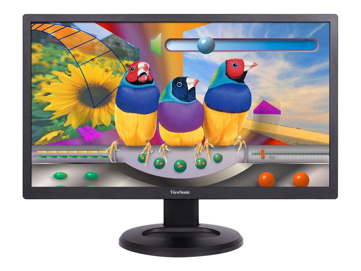 ViewSonic 28 VG2847SMH Full HD LED-LCD Display, Black, VG2847SMH, 18459961, Monitors - LED-LCD