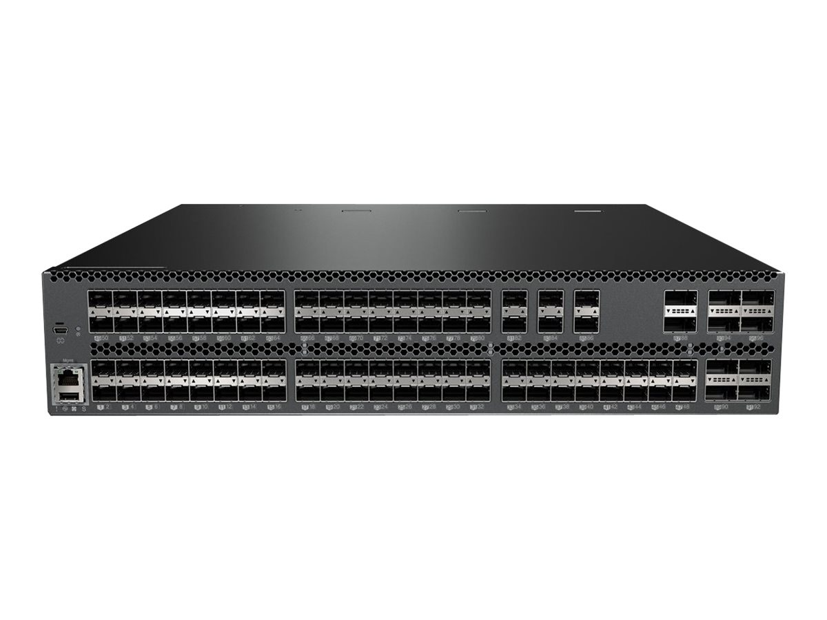 Lenovo Lenovo Rackswitch G8296 (Rear To Front), 7159GR6