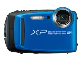 Fujifilm FinePix XP120 Camera, 16.4MP, 5x Zoom, Blue, 16543860, 33763055, Cameras - Digital