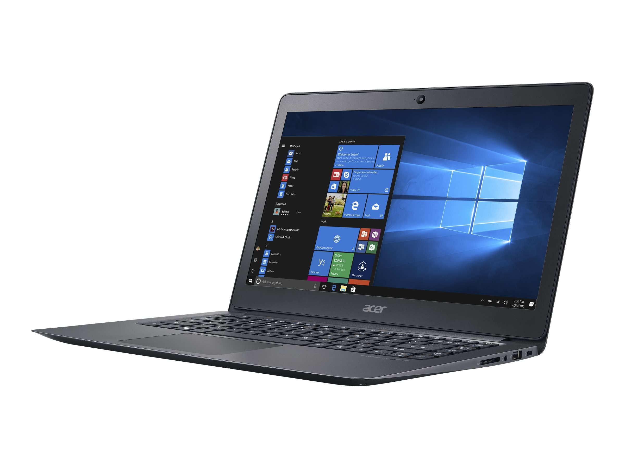Acer TravelMate X349-M-32PH 2.3GHz Core i3 14in display, NX.VDFAA.007, 32718607, Notebooks