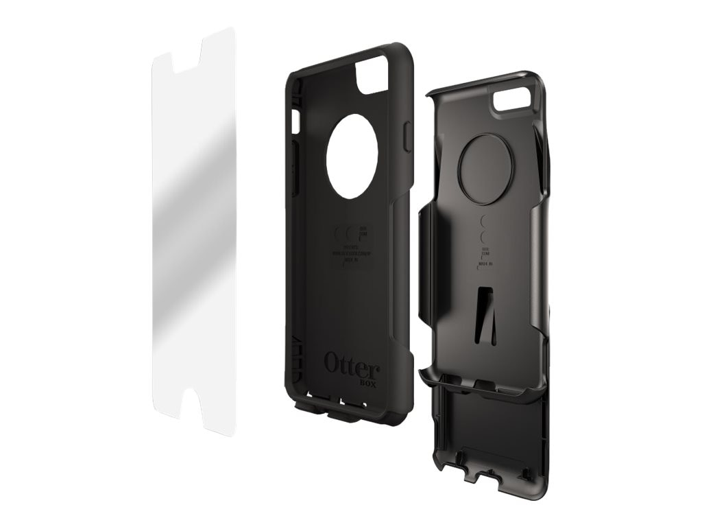 OtterBox Commuter Wallet Series for iPhone 6, Black