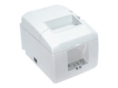 Star Micronics TSP650 Thermal LAN Cloud Printer - White w  Auto-cutter & Power Supply