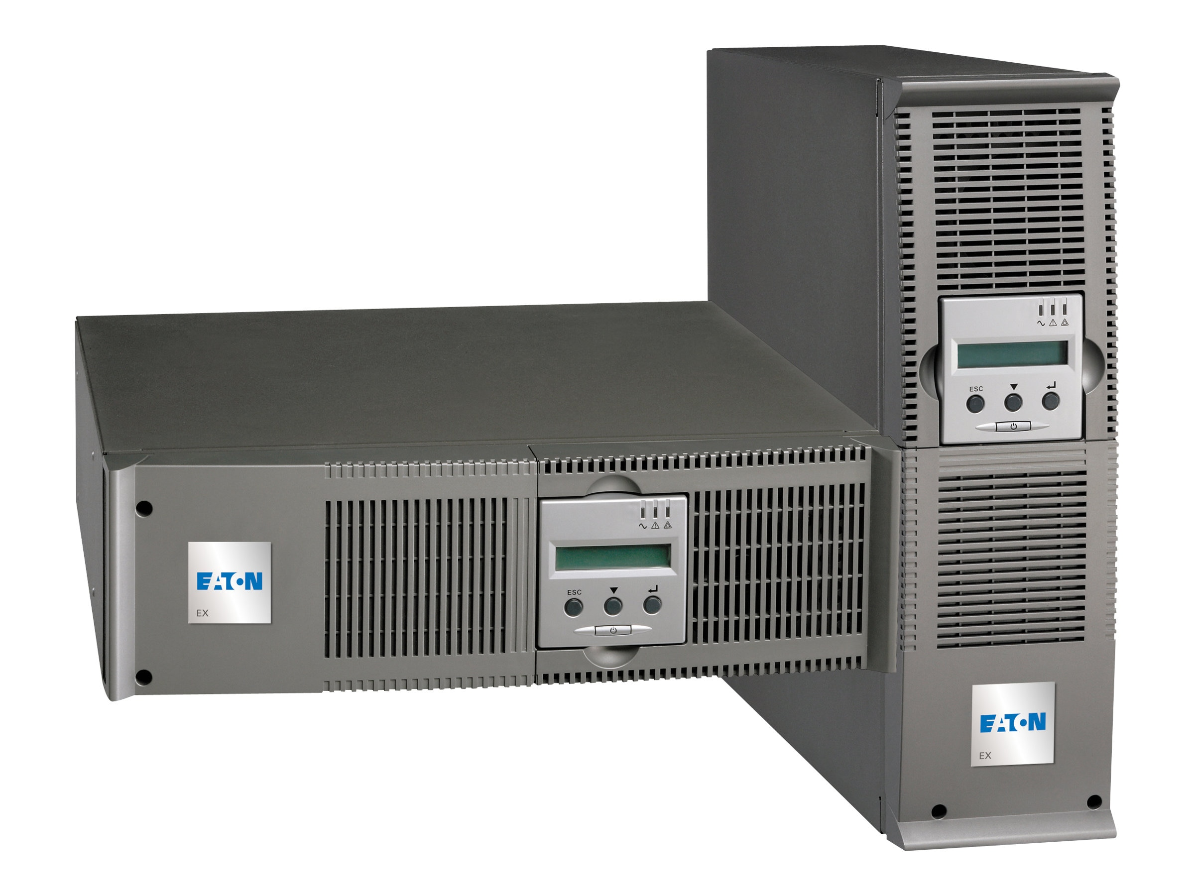 Eaton Pulsar M 2200VA 1980W 3U Rackmount Tower Online 230V Output, 68400, 7507251, Battery Backup/UPS