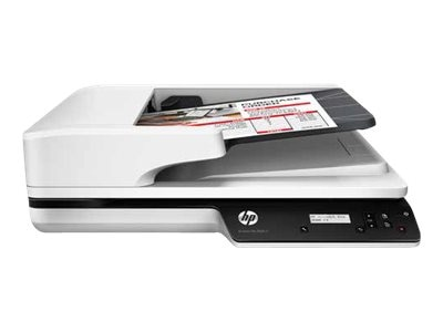 HP ScanJet Pro 3500 F1 Flatbed Scanner, L2741A#201, 30780044, Scanners