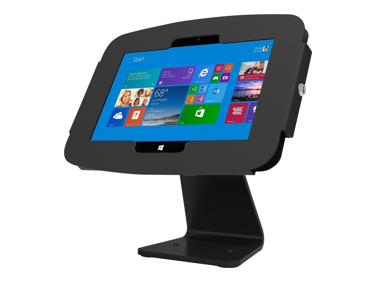 Compulocks Space Enclosure Kiosk for Surface Pro 2