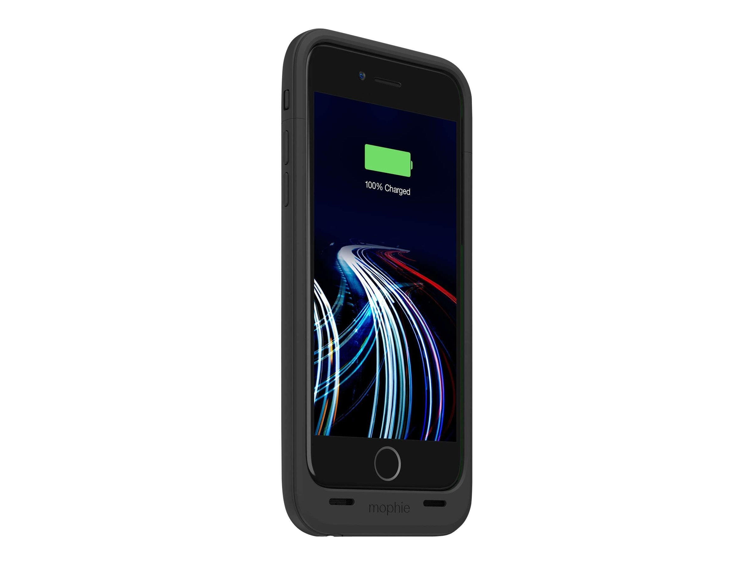 Mophie Juice Pack Ultra 3950mAh for Apple iPhone 6 6s, Black, 3074_JPUL-IP6-BLK
