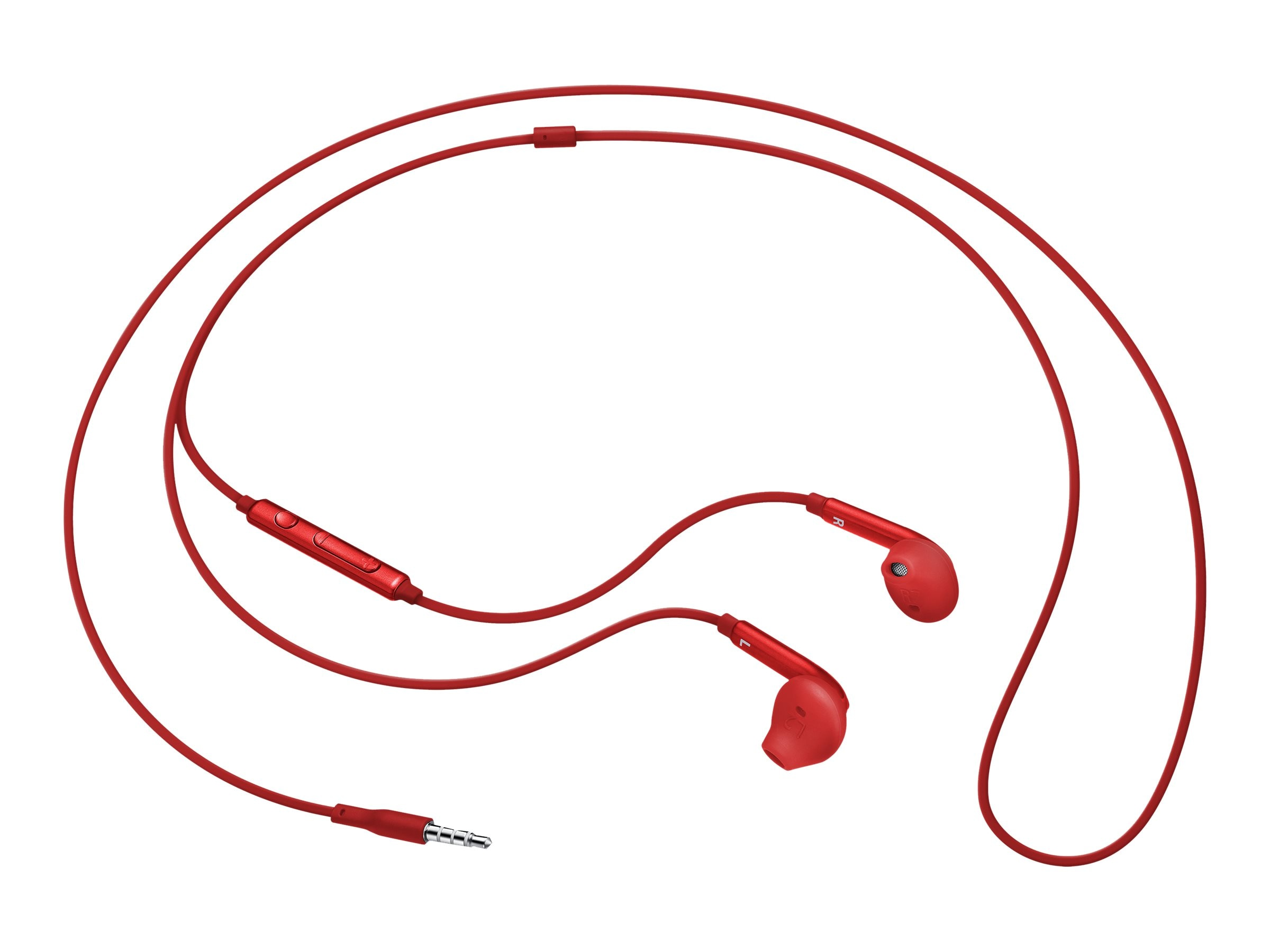Samsung Active In-Ear Headphones - Red, EO-EG920LREGUS