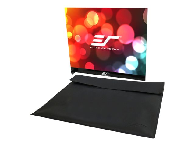 Elite Pico Sport Series Projection Screen, VersaWhite StarBright, 4:3, 18, PS18WG4, 15499941, Projector Screens