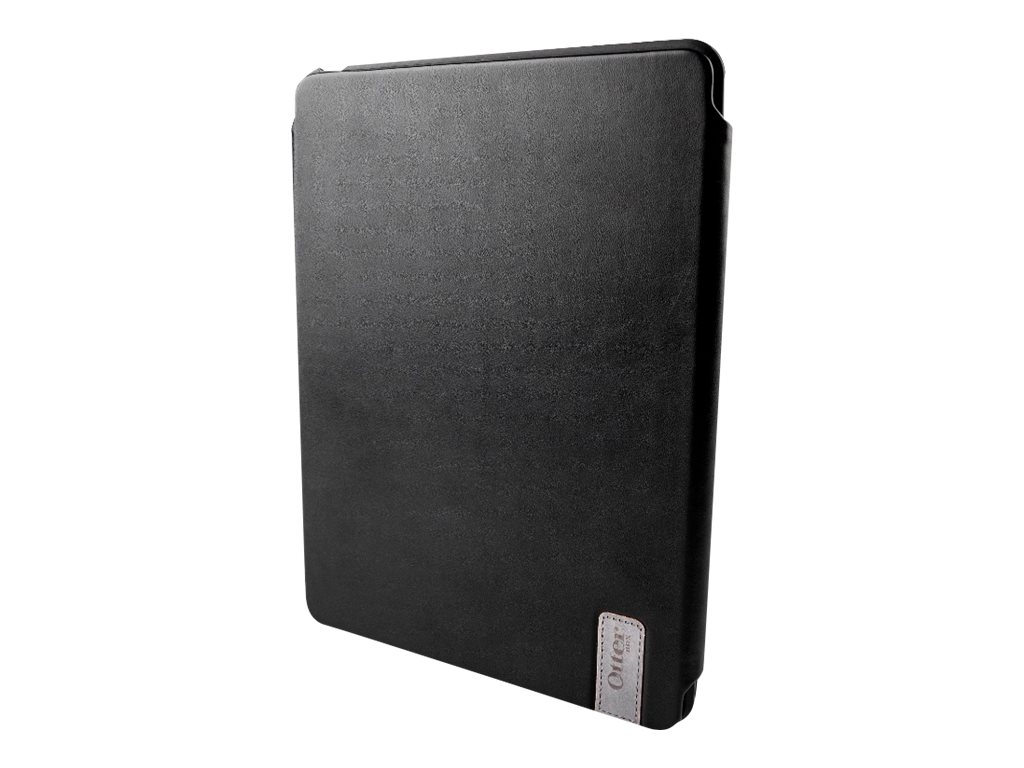 OtterBox Symmetry Folio for iPad Air 2, Black, 77-51118, 18791576, Carrying Cases - Tablets & eReaders