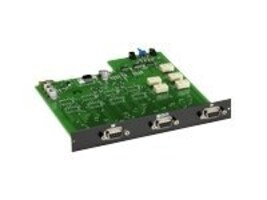 Black Box Pro Switching System Plus A B Switch Card, DB9, SM966A, 32877190, Network Switches