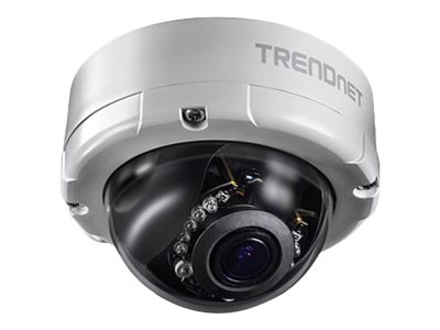 TRENDnet 4MP PoE IR Indoor Outdoor Dome Camera