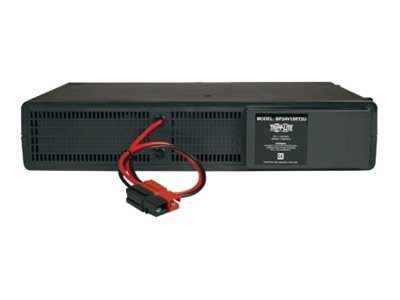 Tripp Lite External 24VDC RM Tower Battery Pack, for Compatible UPS, BP24V15RT2U