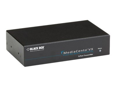 Black Box MediaCento VX 8-Port Transmitter