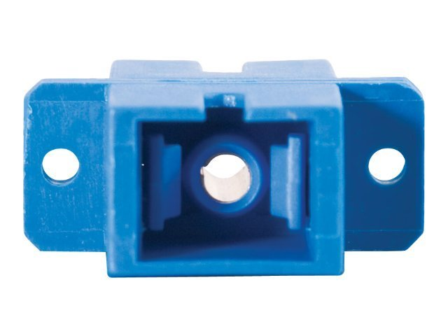 C2G SC-SC Simplex Fiber Optic Coupler F-F, 17437
