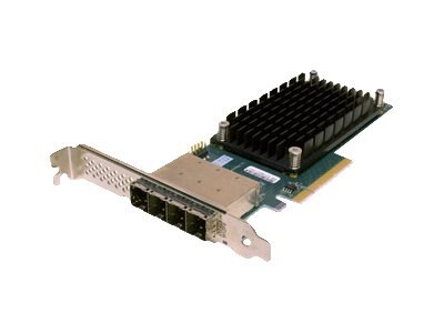 Atto 16 External Port 12Gb s SAS SATA to PCIe 3.0 Host Bus Adapter, ESAH-12F0-000