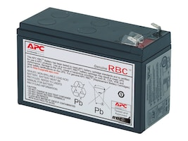 APC Replacement Battery Cartridge #17 for BP700, BE650, BE725, BE750 models, RBC17, 5354457, Batteries - Other