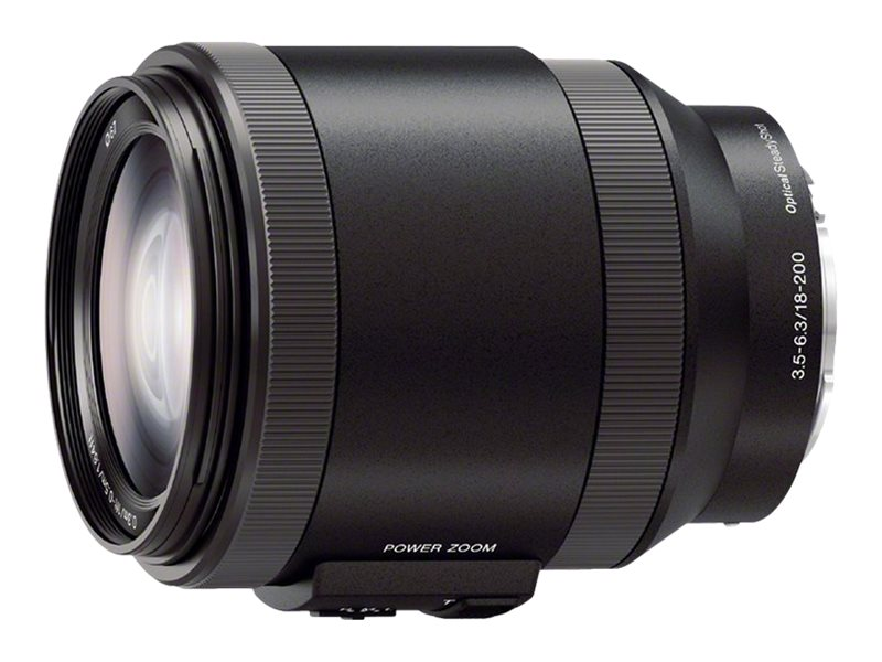 Sony SELP18200 Zoom Lens, 18-200mm