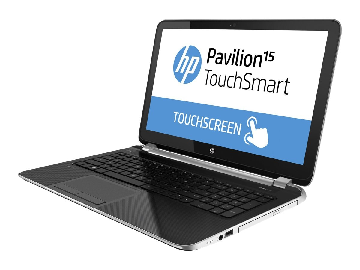 HP Pavilion Touchsmart 15-N281nr Notebook PC