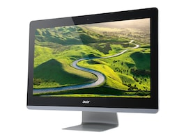 Acer Core i5-7400 8GB 1TB 24 Touch W10, DQ.B86AA.001, 33645104, Desktops - All-in-One