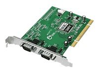 Siig CyberSerial Dual Port PCI 16550 Controller