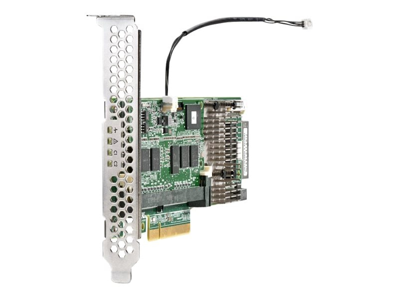 HPE Smart Array P440 4GB FBWC 12Gb 1-port Int SAS Controller
