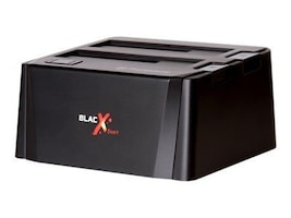 Thermaltake BlacX Duet Dual Internal Hard Drive Docking Station, ST0014U, 10173386, Hard Drive Enclosures - Single