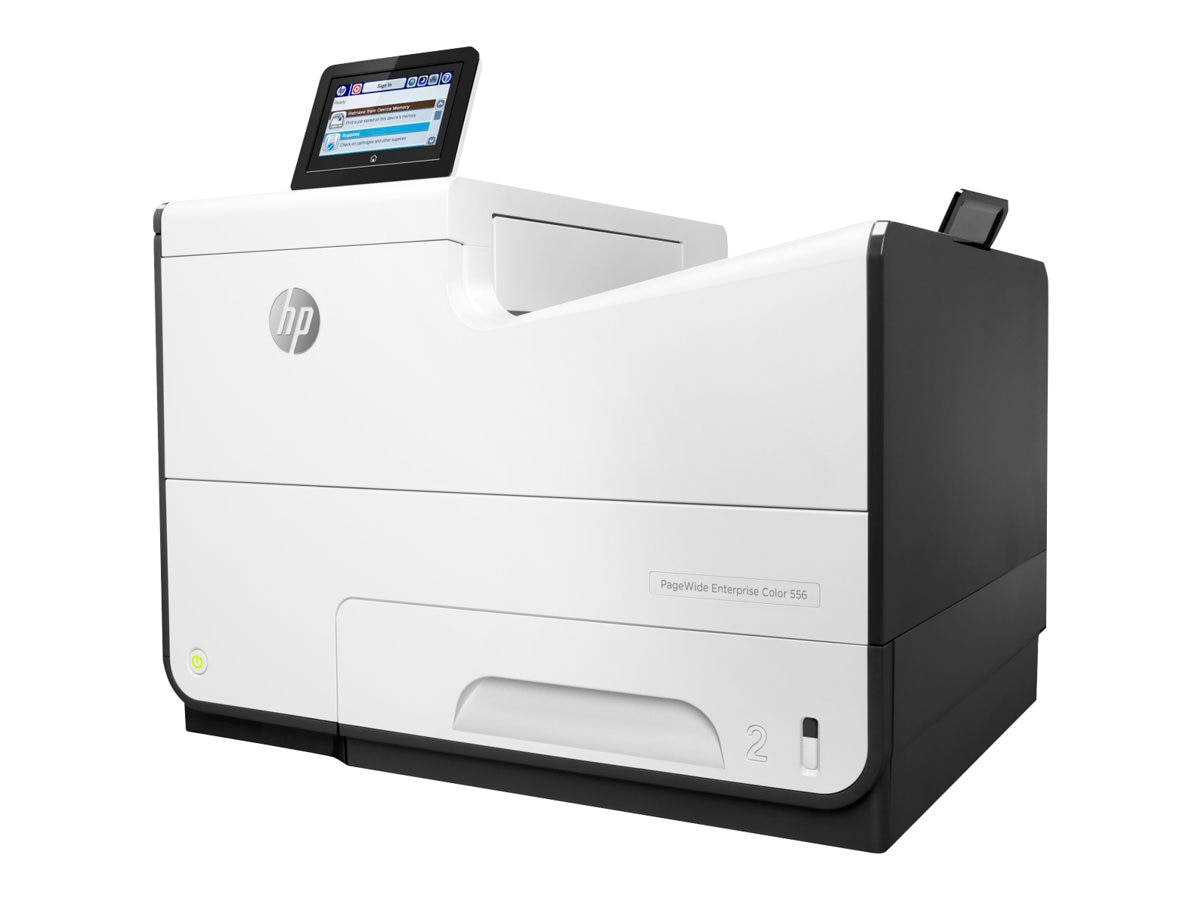 HP PageWide Enterprise Color 556dn Printer (VPA)