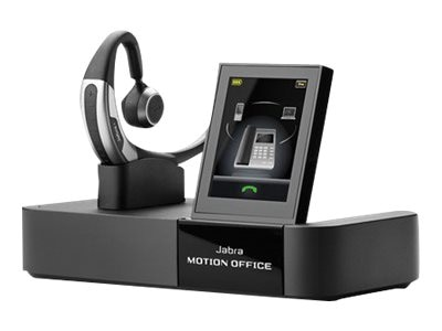 Jabra Motion Office MS Headset, 6670-904-305, 17241062, Headsets (w/ microphone)