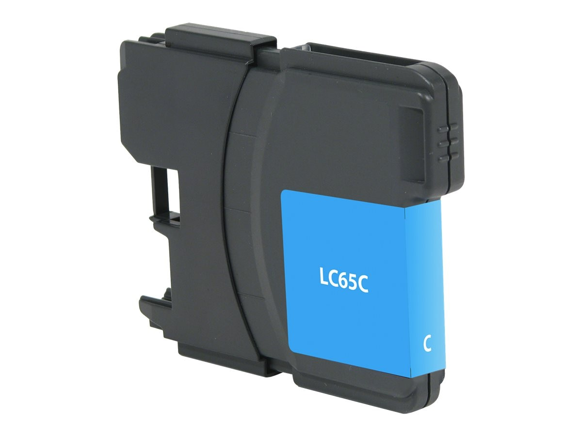 V7 LC61C Cyan Ink Cartridge for Brother MFC-6490CW, V7LC61C