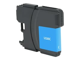 V7 LC61C Cyan Ink Cartridge for Brother MFC-6490CW, V7LC61C, 18447898, Ink Cartridges & Ink Refill Kits