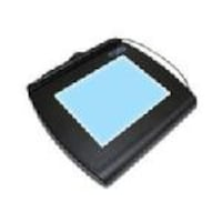 Topaz Signature Gem, 4x5 LCD, Dual Serial, T-LBK766SE-BHSB-R, 13593036, Signature Capture Devices