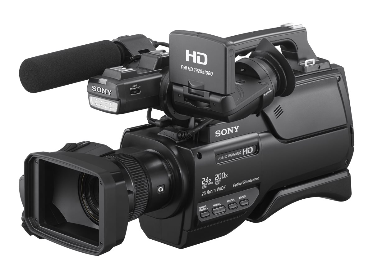 Sony 1080p Shoulder Mount AVCHD Camcorder, HXR-MC2500, 31489929, Camcorders