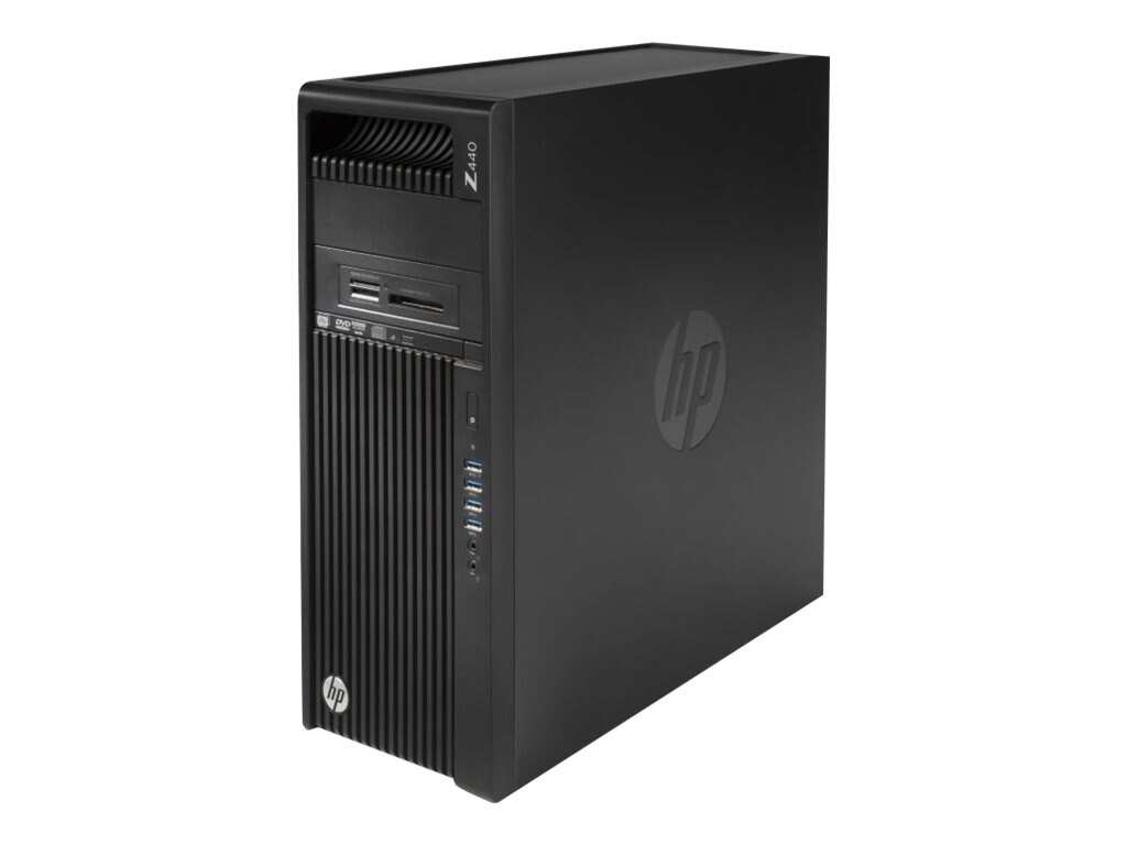 HP Z440 3.7GHz Xeon Microsoft Windows 7 Professional 64-bit Edition   Windows 8.1 Pro, F1M53UT#ABA, 17933384, Workstations