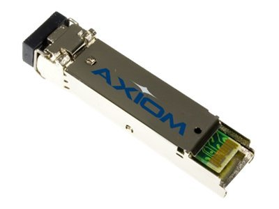 Axiom Gigabit Ethernet Mini-GBIC, LC Connector, LX LH Transceiver