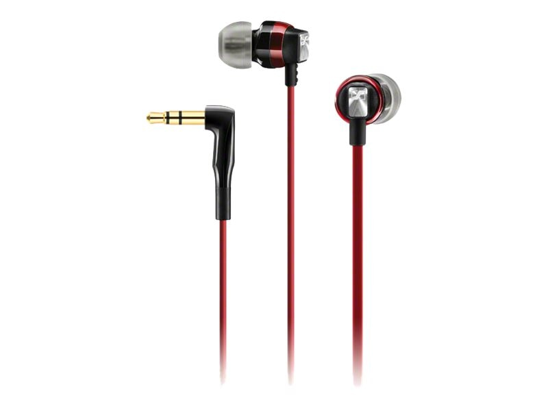 Sennheiser Mobile Headphones - Red