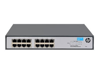 HPE 1420-16G Switch, JH016A#ABA, 21814126, Network Switches