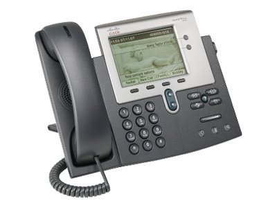 Cisco Unified IP Phone 7942 with 1 CCME Station User License, CP-7942G-CCME, 9323201, VoIP Phones
