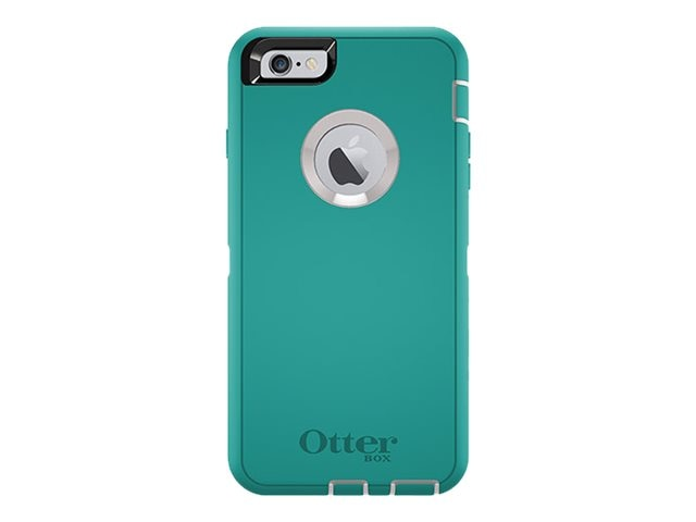 OtterBox Defender Apple iPhone 6s 6 Plus, Sea Crest, 77-52239, 30785785, Carrying Cases - Phones/PDAs