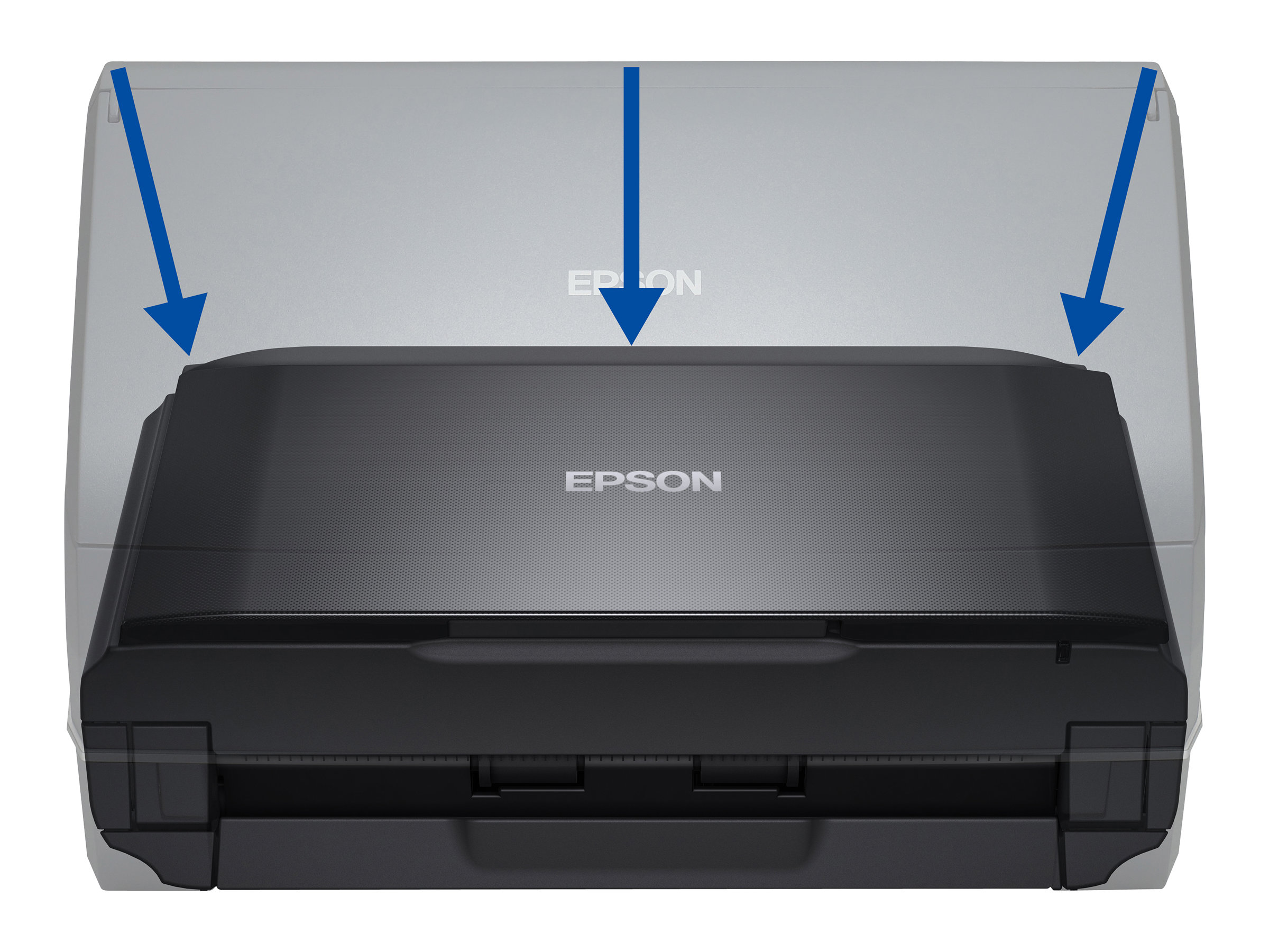 Epson WorkForce DS-520 Document Scanner, B11B234201