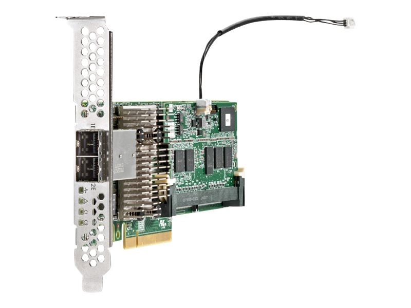 HPE Smart Array P441 4GB FBWC 12Gb 2-ports Ext SAS Controller