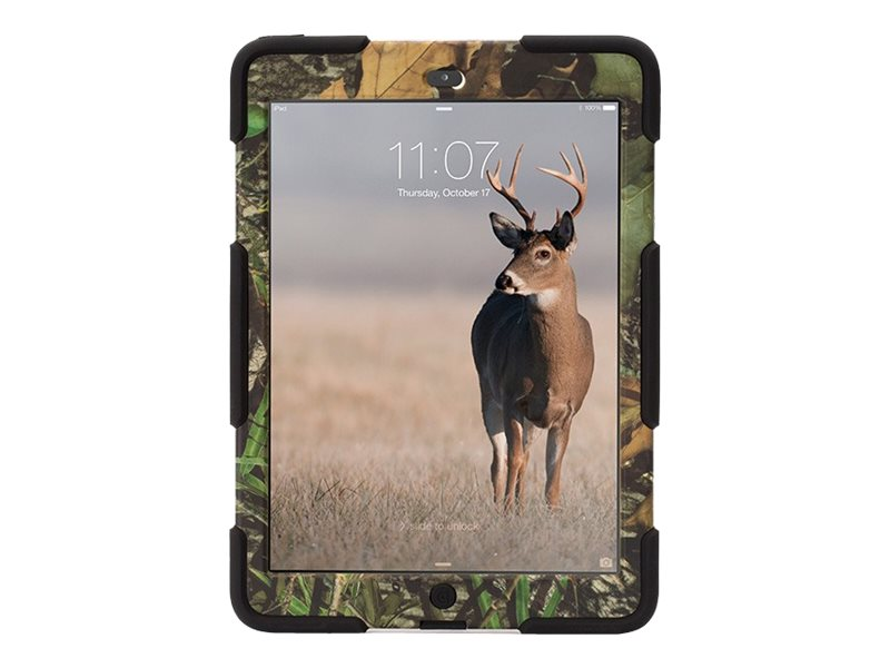 Griffin Survivor Mossyoak Winter Breakup for iPad Air, Black White
