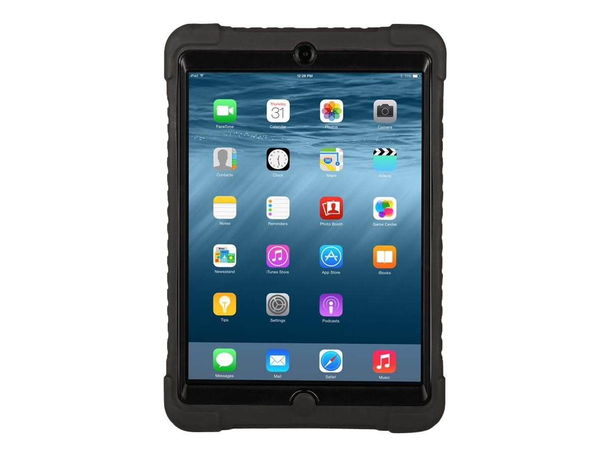 Max Cases Shield Case For iPad Mini, AP-SC-IPM-6-BLK
